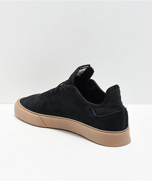 Recreación suficiente suficiente  adidas Sabalo Black & Gum Shoes | Zumiez
