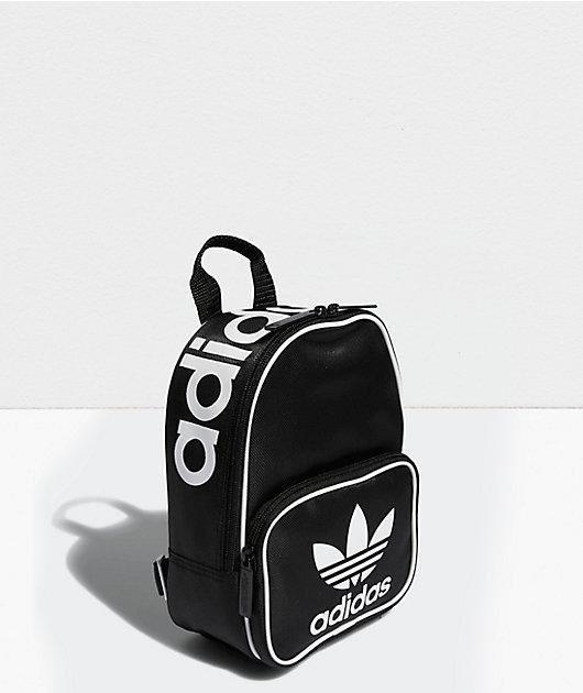 adidas Santiago Black Mini Backpack