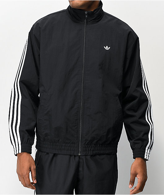 adidas Shadow Black Track Jacket