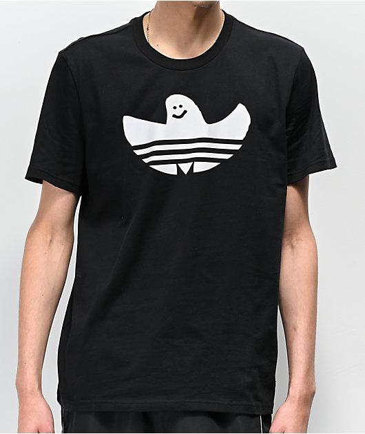 adidas Shmoo Black T-Shirt