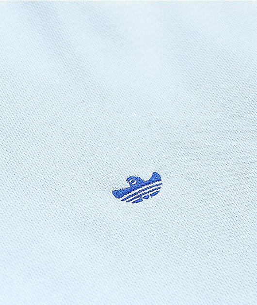 adidas Shmoo Light Blue Hoodie