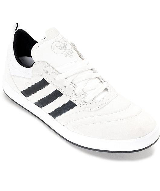 adidas Suciu ADV White, Black \u0026 Silver