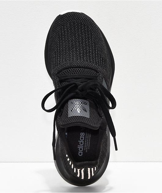 black rose gold shoes