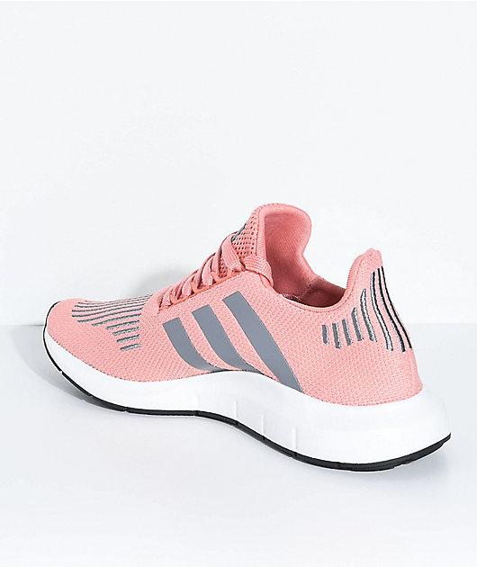 adidas Swift Run Trace Pink \u0026 Grey