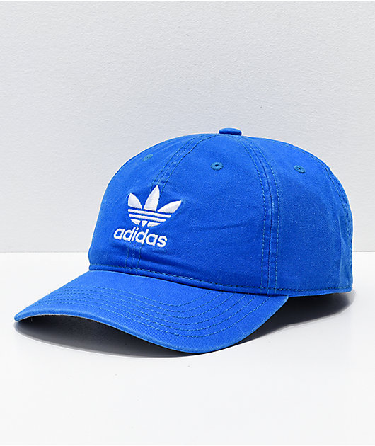 explotar abolir Tanga estrecha  adidas Trefoil Bluebird gorra azul para hombres | Zumiez