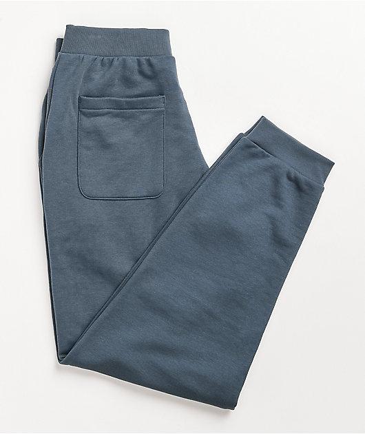 adidas Trefoil Essentials Blue Sweatpants