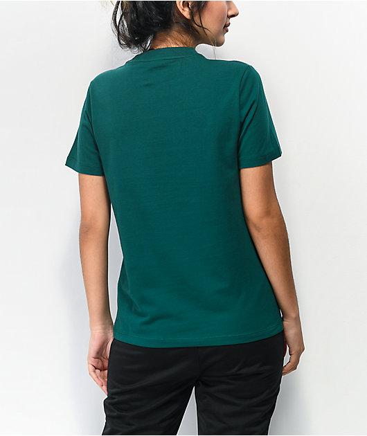 adidas Trefoil Noble Green T-Shirt