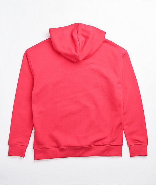 adidas Trefoil Power Pink Hoodie