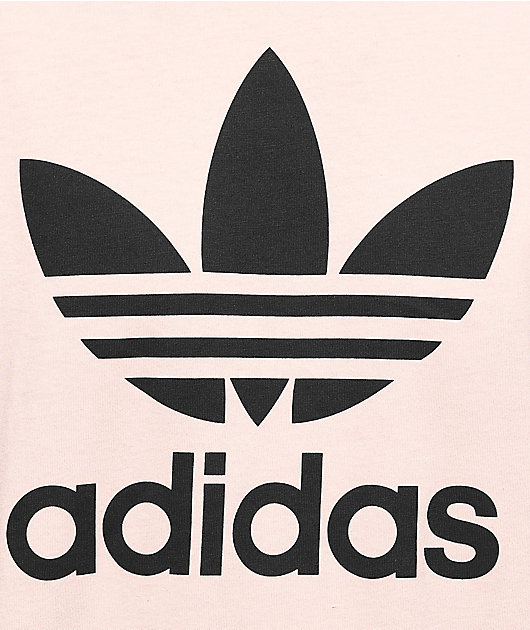 adidas Trefoil Vapour Pink T-Shirt