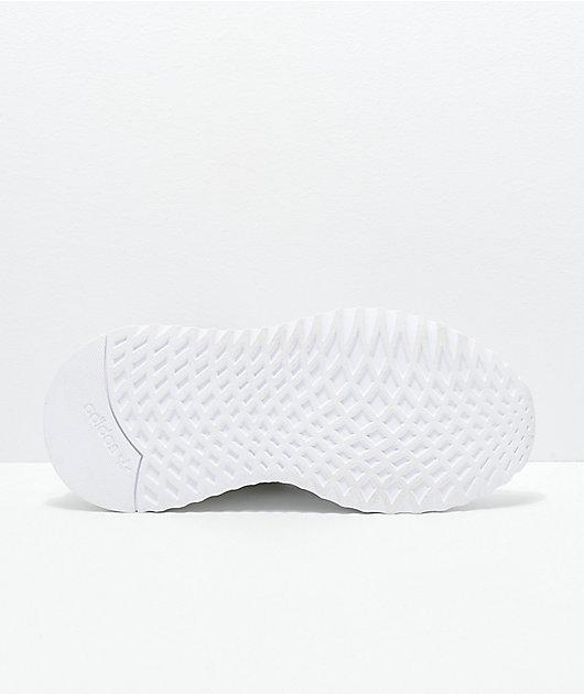 adidas U Path Run zapatos blancos