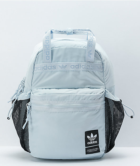 adidas Utility Halo Blue Middie Backpack