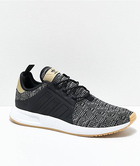 adidas Xplorer Core Black, White \u0026 Gum