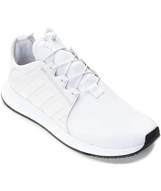 adidas Xplorer White Reflective Shoes