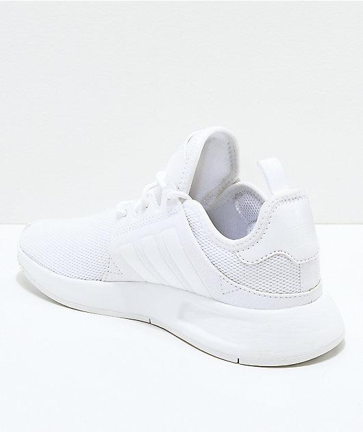 adidas Xplorer zapatos blancos