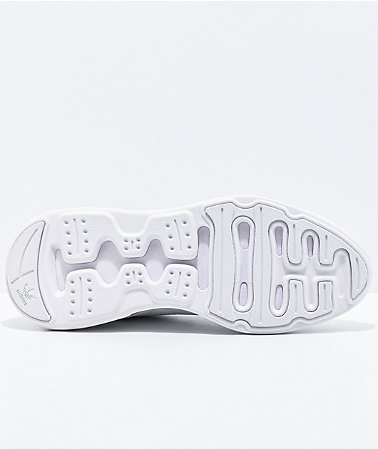 adidas ZX 2K All White Shoes