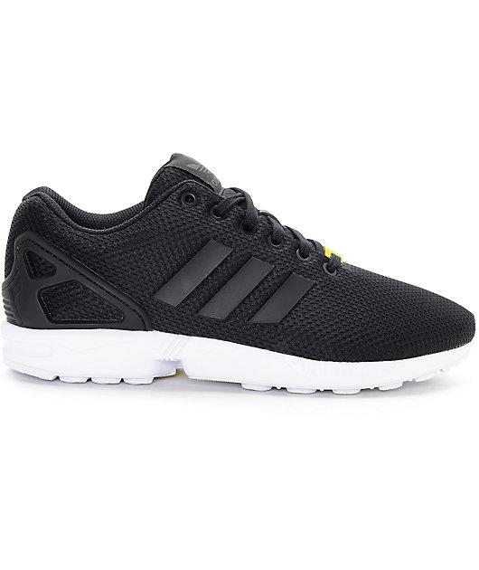 adidas white zx flux mens