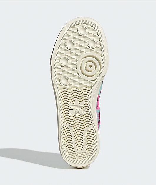 adidas x AriZona Tea Continental Vulc Green Tea Teal Shoes