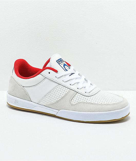 eS Contract Tom Asta White \u0026 Red Skate