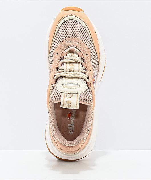 ellesse Massello Natural & White Shoes