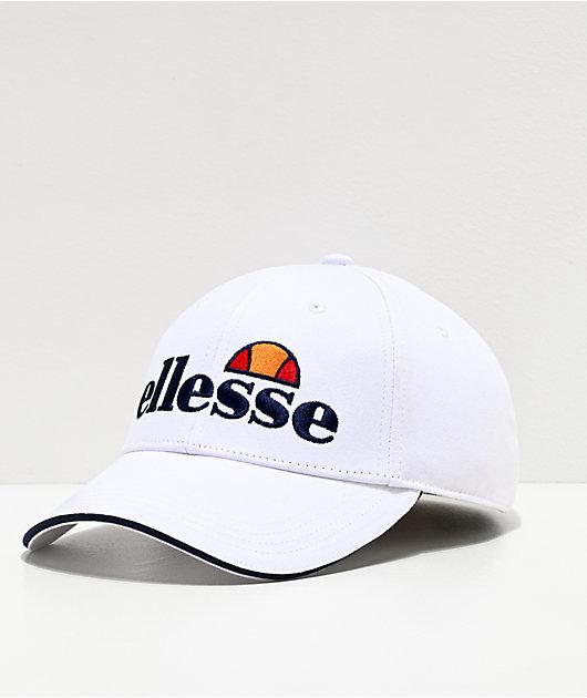 ellesse Ragusa gorra blanca